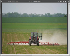Mechanical weeding in arable crops