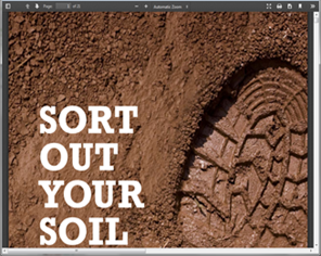 Sort Out Your Soil: A practical guide to green manures