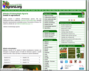 Atlas of agricultural entomology - a knowledge base of pest insects