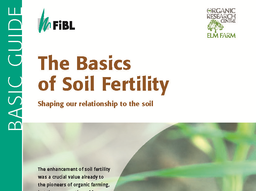 The Basics of Soil Fertility
