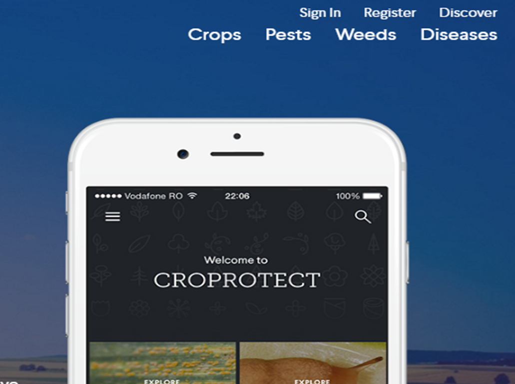 Croprotect (App)