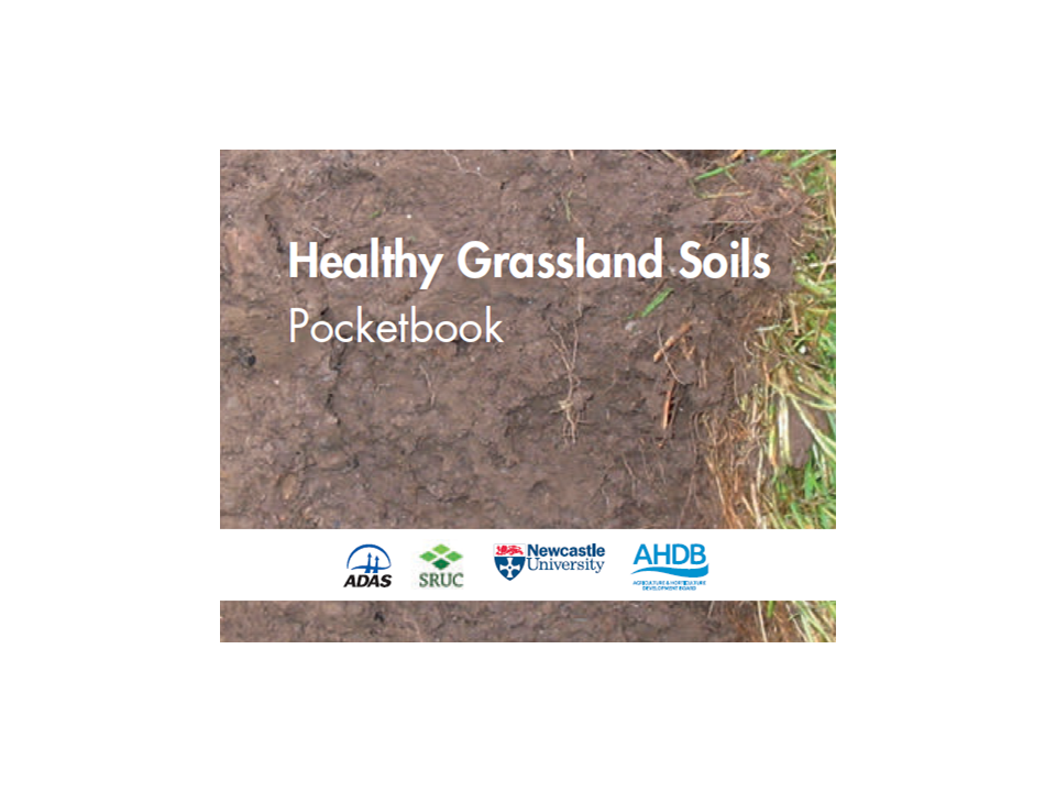 Healthy Grassland Soils Pocketbook Png