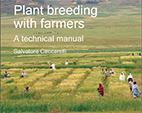 Plant breeding with farmers. A technical manual