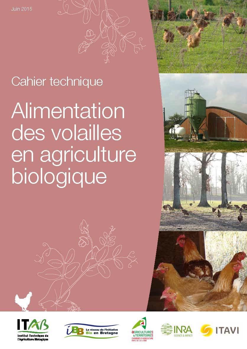 Poultry feeding in organic farming